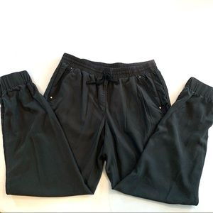 White House Black Market Gathered Drawstring Pants